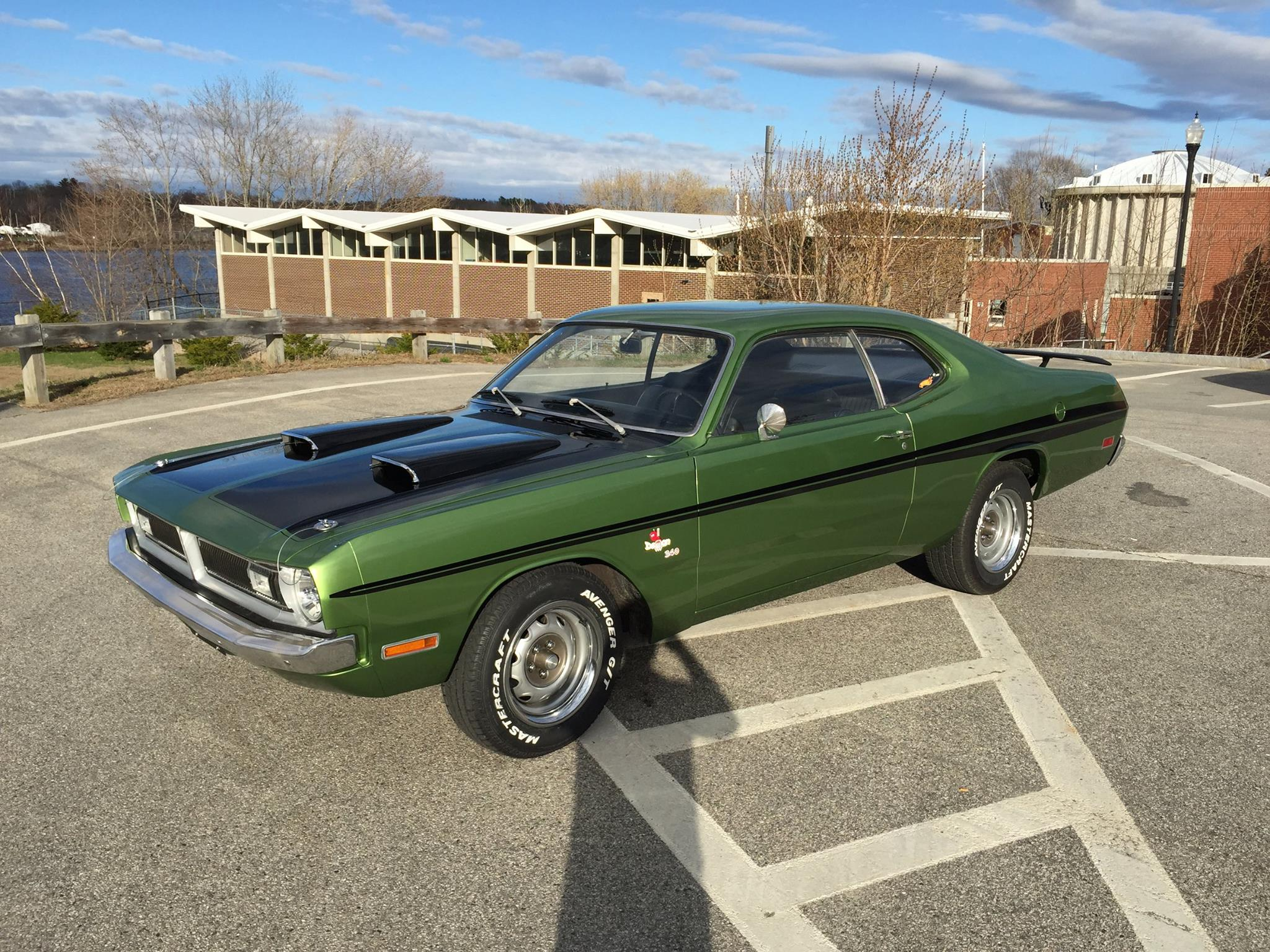 1971 Dodge Demon 340 - Barn Fresh Classics, LLC