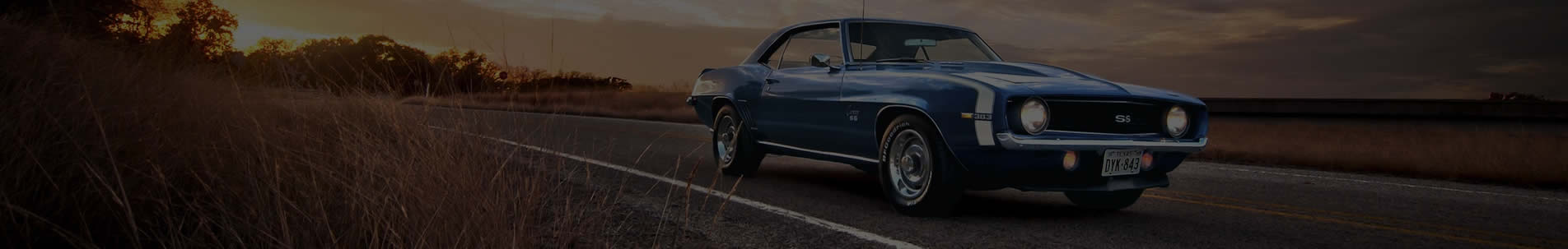 Classic Car Dealer Maine | We Buy and Sell Muscle Cars