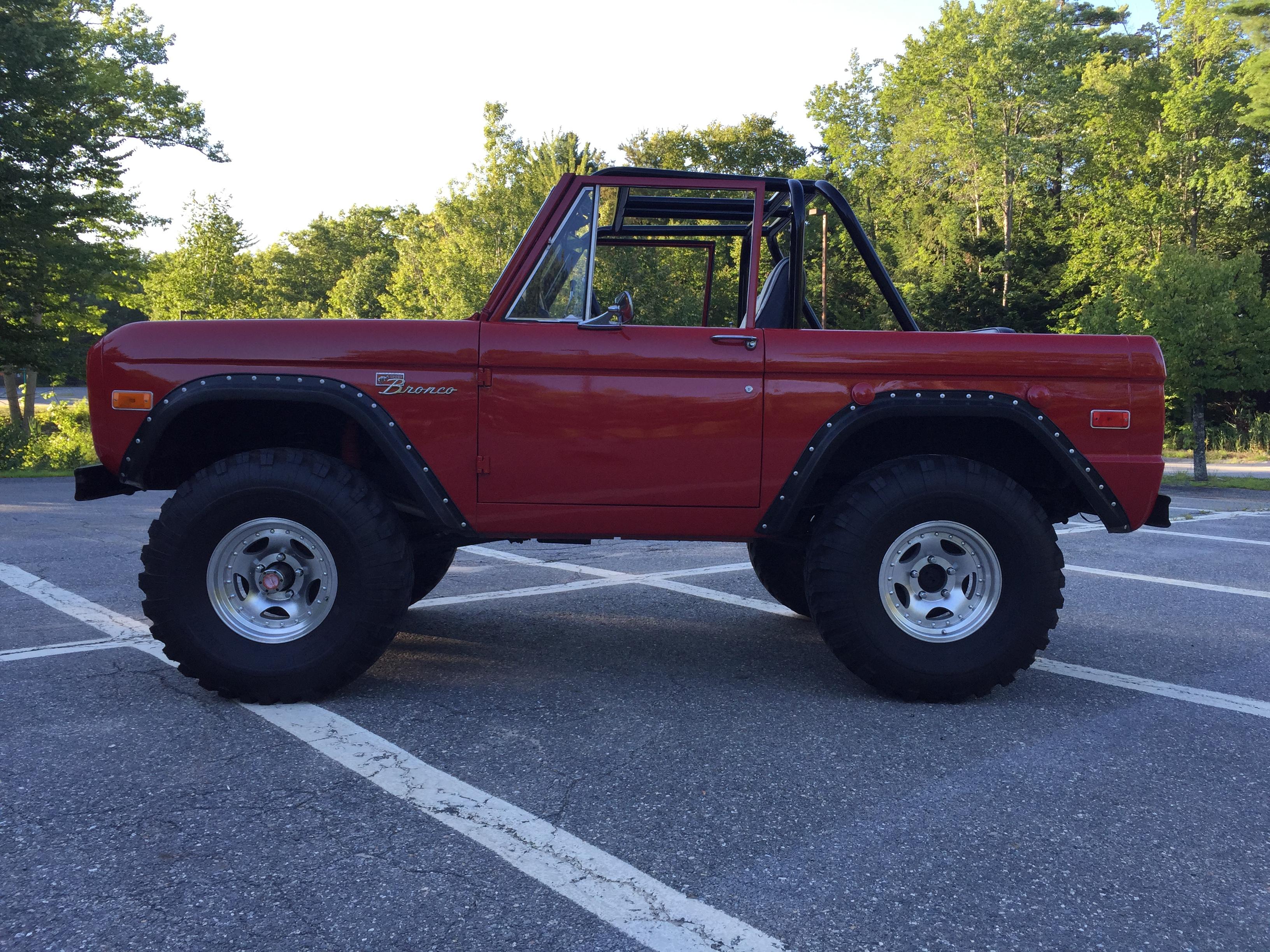 1973 Ford Bronco - Barn Fresh Classics, LLC