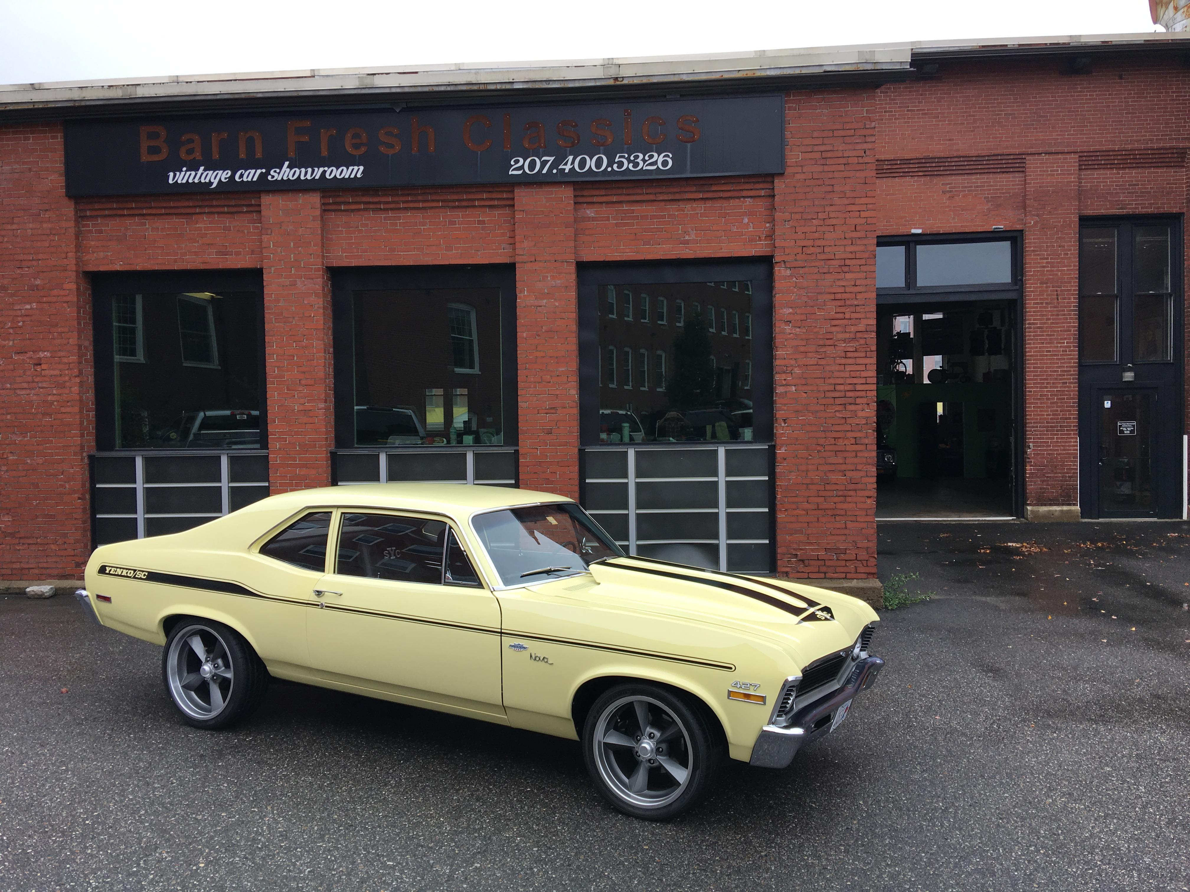 Cars for Sale Archives - Barn Fresh Classics, LLC