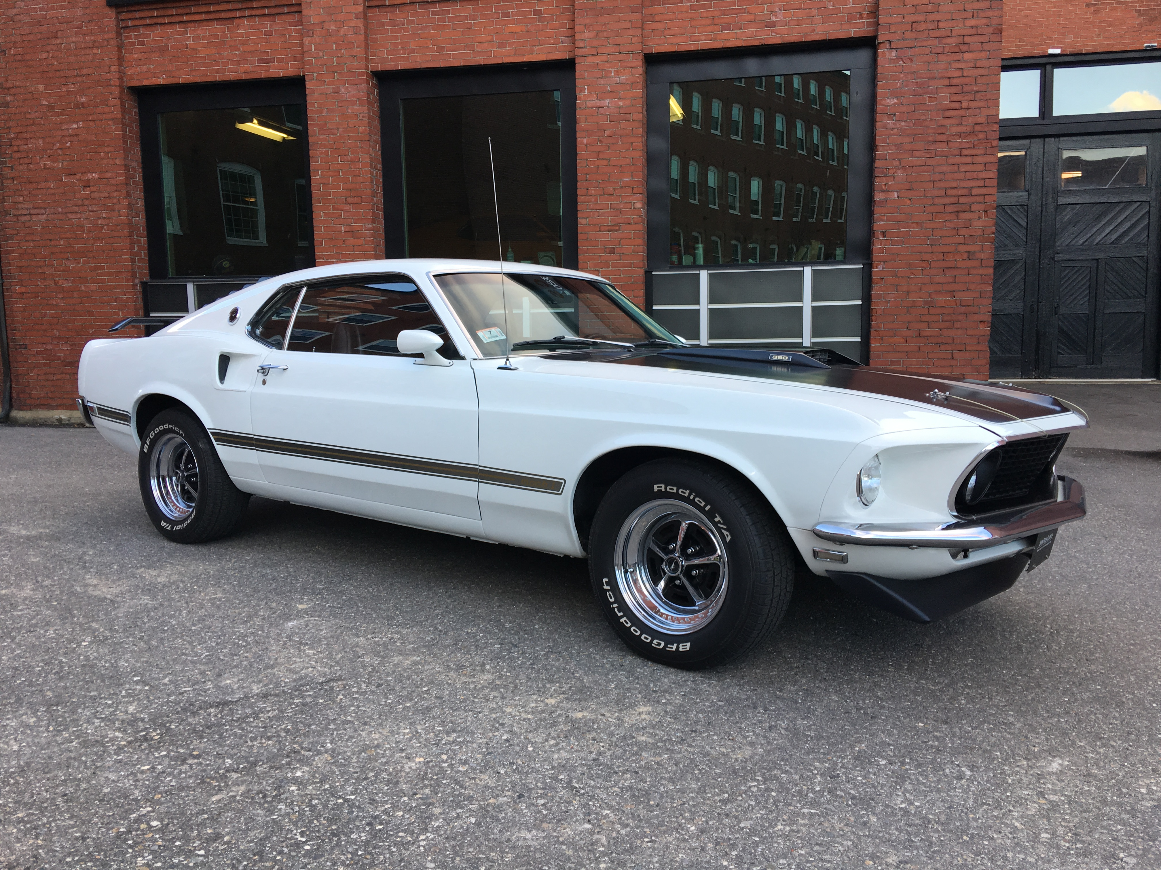 1969 ford mustang mach 1 s code 390 barn fresh classics llc. Black Bedroom Furniture Sets. Home Design Ideas